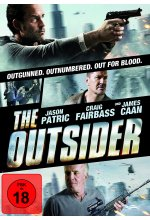 The Outsider DVD-Cover