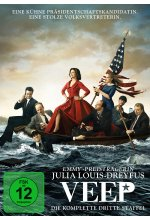 Veep - Staffel 3  [2 DVDs] DVD-Cover
