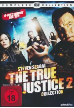 The True Justice Collection 2 - Uncut/Complete Collection  [6 DVDs] DVD-Cover