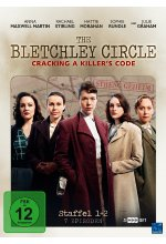 The Bletchley Circle - Staffel 1+2  [3 DVDs] DVD-Cover