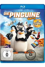 Die Pinguine aus Madagascar Blu-ray-Cover