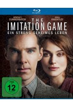 The Imitation Game - Ein streng geheimes Leben Blu-ray-Cover