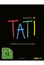 Jacques Tati Complete Collection  [7 BRs] Blu-ray-Cover