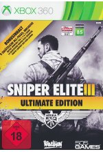 Sniper Elite 3 - Afrika Ultimate Edition Cover