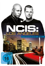 NCIS: Los Angeles - Season 5.2  [3 DVDs] DVD-Cover