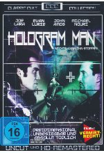 Hologram Man - Uncut/Classic Cult Collection DVD-Cover