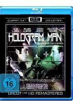 Hologram Man - Uncut/Classic Cult Collection Blu-ray-Cover