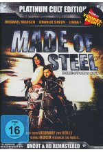 Made of Steel - Uncut/Platinum Cult Edition  [DC] [2 DVDs] DVD-Cover