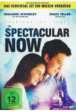 The Spectacular Now - Perfekt ist jetzt DVD-Cover
