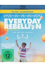 Everyday Rebellion  (OmU) (+ Soundtrack-CD) Blu-ray-Cover