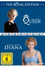 The Royal Edition - Die Queen/Lady Diana  [2DVDs] DVD-Cover