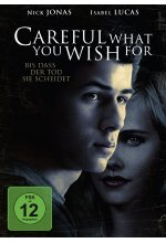 Careful what you wish for DVD-Cover