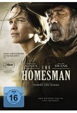 The Homesman DVD-Cover