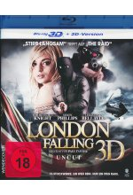London Falling - Uncut  (inkl. 2D-Version) Blu-ray 3D-Cover