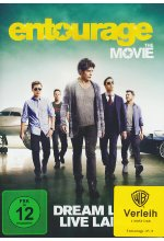 Entourage - The Movie DVD-Cover