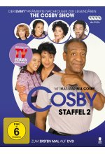 Cosby - Staffel 2  [4 DVDs] DVD-Cover