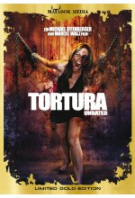 Tortura - Unrated/Gold-Edition  [LE] DVD-Cover