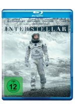 Interstellar Blu-ray-Cover