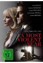 A Most Violent Year DVD-Cover