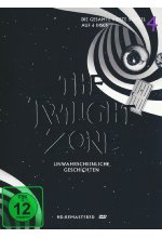 The Twilight Zone - Staffel 4  (OmU)  [6 DVDs] DVD-Cover