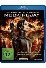 Die Tribute von Panem - Mockingjay Teil 1 Blu-ray-Cover