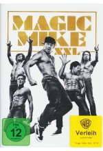 Magic Mike XXL DVD-Cover