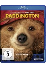 Paddington Blu-ray-Cover