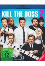 Kill the Boss 2 - Extended Cut Blu-ray-Cover