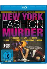 New York Fashion Murder Blu-ray-Cover