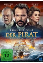 Der Pirat - Legende - Held - Kaviar-König DVD-Cover