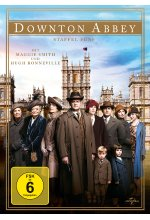 Downton Abbey - Staffel 5  [4 DVDs] DVD-Cover