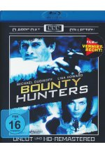Bounty Hunters 1 - Uncut/Classic Cult Edition Blu-ray-Cover