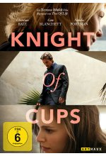Knight of Cups DVD-Cover