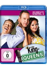 The King of Queens - Die komplette Staffel 4  [2 BRs] Blu-ray-Cover