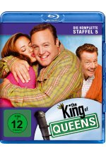 The King of Queens - Die komplette Staffel 5  [2 BRs] Blu-ray-Cover