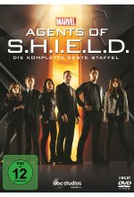 Marvel's Agents of S.H.I.E.L.D. - Staffel 1  [6 DVDs] DVD-Cover