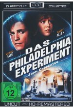 Das Philadelphia Experiment - Uncut - Classic Cult Collection DVD-Cover