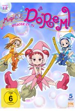 Magical Doremi - Staffel 1.2/Episode 27-51  [5 DVDs] DVD-Cover