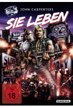 Sie leben - Digital Remastered DVD-Cover