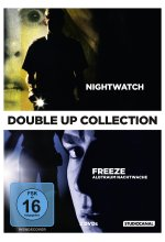 Nightwatch & Freeze - Albtraum Nachtwache / Double Up Collection  [2 DVDs] DVD-Cover