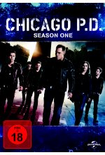 Chicago P.D. - Season 1  [4 DVDs] DVD-Cover
