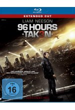 96 Hours - Taken 3 Blu-ray-Cover