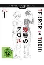 Terror in Tokio - Vol. 1  [LE] Blu-ray-Cover