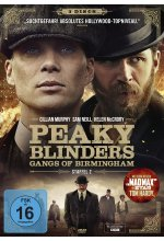 Peaky Blinders - Gangs of Birmingham - Staffel 2  [3 DVDs] DVD-Cover