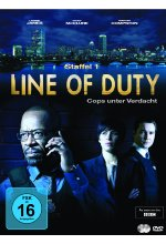Line of Duty - Cops unter Verdacht - Season 1  [2 DVDs] DVD-Cover