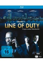Line of Duty - Cops unter Verdacht - Season 1  [2 BRs] Blu-ray-Cover