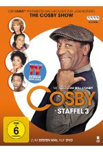 Cosby - Staffel 3  [4 DVDs] DVD-Cover