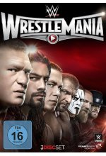 Wrestlemania 31  [3 DVDs] DVD-Cover