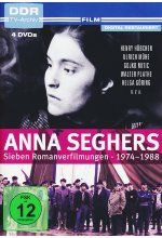Anna Seghers  [4 DVDs] DVD-Cover