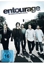 Entourage - Staffel 5  [2 DVDs] DVD-Cover